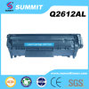 Compatible Laser Summit Toner Cartridge for HP Q2612al