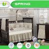 High Quality Waterproof Bamboo Sleeping Mat/Crib Mattress Cover