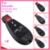 Auto Remote Key Shell for Chrysler with (5+1) Buttons