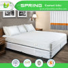 Bamboo Quilted Mattress Encasement Topper Luxury Fitted Cover Twin Full Queen King