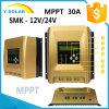 MPPT 30A 12V/24V RS485-Port Solar Charge Regulator Sch-30A-EL