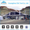 Large Marquee Outdoor Event Party Curve Exhibition Tent