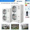 Amb. -25c Cold Winter Floor Heating Room 100~350sq Meter 12kw/19kw/35kw/70kw Auto-Defrost DC Inverter and Evi Heat Pump Water Heater