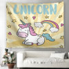 Cute Unicorn Wall Hanging for Home Decoration