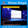 2015 Hot Sell TV Broadcast DJ Aluminum Portable Lighting Stage