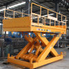 10t Stationary Electric Hydraulic Scissor Lift Table