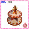 Two Layer Cardboard Cake Stand CS2-8