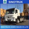 Chinese Trucks Sinotruk Tractor 6X4 371HP 21-40tons