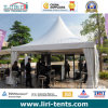 5X5m Promotional Pagoda Tent for Wedding Party Tent with Flooring