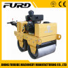 Tandem Drum Walk Behind Vibrating Roller, Asphalt Roller, Soil Compactor for Sale