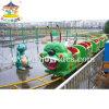 Outdoor Playground Amusement Wacky Worm Roller Coaster (DJKR309000)