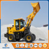 China Mini Loader 1.8ton Loader Wheel Loader Zl20 Construction Machinery Orice