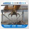 Double Girder Grab Bucket Bridge Crane