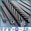 6*7/6*9 Steel Wire Rope for Ship/Crane/Lifting