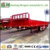 3axle Cargo Side Wall Semi Truck Trailer Low Price Sales