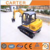 CT60-8b (Yanmar engine) Multifunction Hydraulic Backhoe Mini Excavator