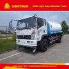 2016 Sinotruck Cdw Series 90p 4000-5000litres Water Sprinkler Trucks