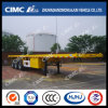 3axle 40FT Flatbed Semi Trailer with High Tensile Steel