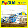 High Efficiency Low Energy Yhzs50/60 Mobile Concrete Batching Plant