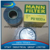 High Quality Auto Fuel Filter PU1033X