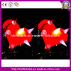 Valentines′ Day Large Inflatable Spiky Heart with Lighting