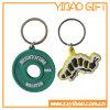 Promotional Gift Rubber PVC Keychain / Keyring / Keyholder (YB-PK-10)