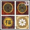 Polished Crystal Tiles (J30164-4 J30164--5 J30164-6 J30184)
