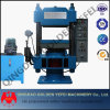 Single Station Rubber Silicone Plate Vulcanizing Press Machinery Xlb-Qd600*600