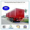 3 Axles Van Semi Trailer From Manufacturer