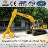 Shandong Crawler Catching Metal Machine/Plum Hydraulic Grab