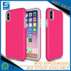 Dual Layer Ultra Slim Bumper Cover Rugged Hybrid Shock-Absorption and Anti-Scratch Protective for iPhone 8