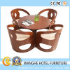 Hotel Furniture Office Lobby Wood Furniture Set