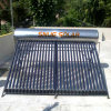Solar Thermal Pressure System for Hot Water
