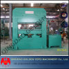 Large Rubber V-Belt Plate Vulcanizer Rubber Machine
