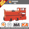 2016 High Quality Explosion Proof Mining Trolley Locomotive