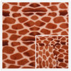 Leopard Printed Anti-Pilling Polar Fleece Polyester Fleece Fabric, FDY 150d/144f.