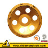 PCD Cup Wheel Abrasive Wheel for Floor Removal