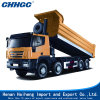 Top Brand China 31t Heavy Duty Truck 380HP 8*4 Tipper
