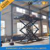 3ton Electric Hydraulic Scissor Car Lift for Garage