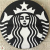 Wholesale Fashion Rubber Drink Coasters for Promotional Gift