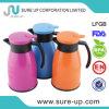 Lever Cap Glass Liner Coffee Vacuum Pot (JGET)