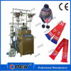 Double Knitting Method and Jacquard Type Cms Circular Knitting Machine
