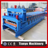 Double Layer Trapezoidal Roof Tile Panel Roll Forming Machine