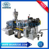 Sjpt Pet Bottle Flakes Granulating Plastic Recycling Pellet Making Production Machine