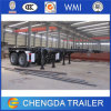 3 Axle 40feet Skeleton Container Truck Trailer