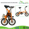 36V Lithium Battery General Purpose Foldable Electric Bicycles