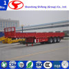 60tons Gooseneck Side Wall Semi Trailer