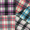Jacquard Butterfly Check Wool Fabric