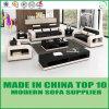 Office Home Furniture Genuine Leather Sofa Set