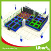 with Climbing Wall Kids Foam Pit Trampoline Park Supplier